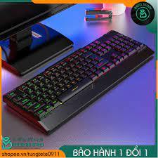 Bộ Bàn Phím Giả Cơ Yindiao V2SE Và Chuột Gaming - Phím Êm, Led RBG giá cạnh  tranh