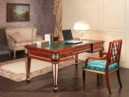Empire Coffee Table Leather Desk Empire Style Ermitage Vimercati Meda Luxury
