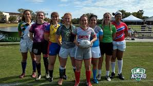 captains of the first nscro women s all star championship