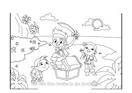 Disegni Da Colorare E Stampare Jake E I Pirati Fredrotgans