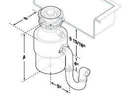 Garbage Disposal Comparison Chart In Sink Erator 444 Schlendrian Info