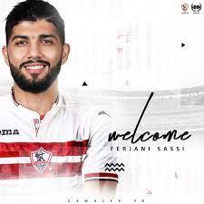Zamalek SC - الدولي التونسي فرجاني ساسي أصبح لاعباً جديداً...