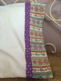 Magic Tube Pillowcase with French Seams - Missouri Star Quilt Co ... & Pretty tube pillowcase. Adamdwight.com