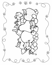 Small Picture Food coloring pages for kids Fruit Free printable
