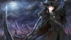 Bloodborne Anime Wallpaper 3588 Hd Wallpaper