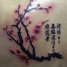Co Znamená Sakura Tetování Pro Dívky A Muže