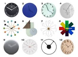 Small Picture 12 Modern Wall Clocks Design Milk