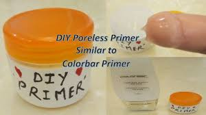 diy poreless primer for long lasting makeup benefits of primer in hindi sarita malik