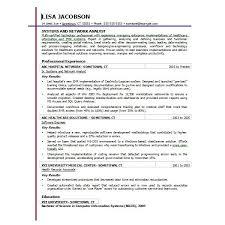Word Resume Templ Simple Microsoft Word 2007 Resume Template