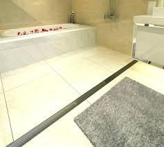linear shower drain installation linear shower drain installation instructions grate showers r tile linear shower drain