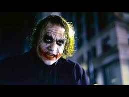 hit me batman on batpod vs joker