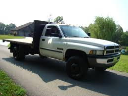 dodge trucks for sale diesel. Modren For 2001 DODGE 3500 DIESEL FLAT BED 4X4 TRUCK FOR SALE Throughout Dodge Trucks For Sale Diesel M