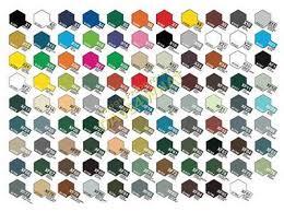 Tamiya 10ml Acrylic Paint Flat Colours Xf1 Xf 28 The