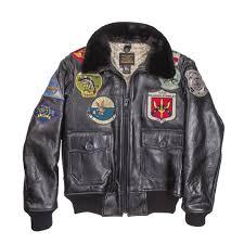 top navy g 1 jacket in black