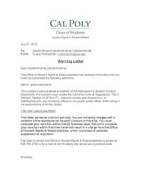 Sample Dismissal Letter Sample Of Dismissal Letter For Student Academic Appeal