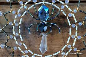 Dream Catcher With Crystals Crystal Dreamcatcher Stormie Art 7