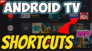 ?CREATE APK SHORTCUTS ON YOUR ANDROID TV HOMESCREEN NVIDIA SHIELD MI BOX  2019 - YouTube