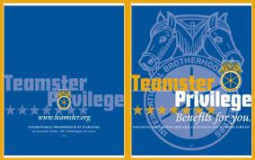 $1,200 payment to union plus credit card or teamster privilege credit card cardholders when you meet the requirements below. Benefits For You International Brotherhood Of Teamsters