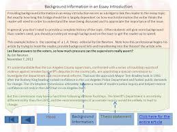 "the anatomy of an essay ""the anatomy lesson of dr nicolas tulp  background information in an essay introduction"