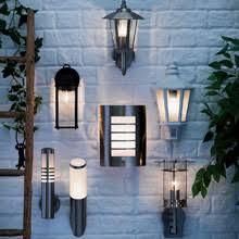external lighting ideas. Lit Up Your Compound And Garden With Wall Lights External Lighting Ideas