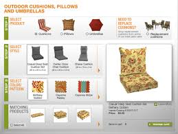 Update Your Patio Furniture with the Outdoor Cushion Selector
