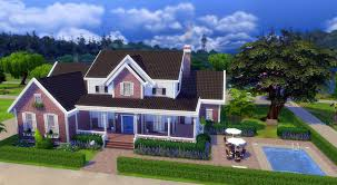 Small Picture Download Family Dream House Sims Online Sims 4 Pinterest