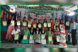 3rd prize in english essay peion which was organized by nature wild life conservation mittee on 24th june 2017 in anekal to create awareness