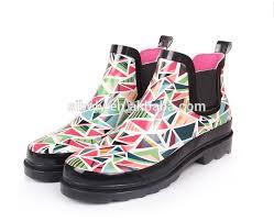 fashion garden ankle rain shoes las short rubber boot for women garden rubber boots women garden rubber boots rubber boots product on