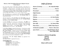 Templates For Church Programs 004 Best Photos Of Church Programs Order Service Baptist