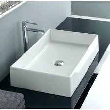 small vessel sinks. 12 Inch Vessel Sink Round Small Sinks Rectangular White Ceramic . N