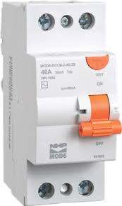 rccb mod6 1p n 40a 30ma type a nhp customer portal mod6rccb24030a 1