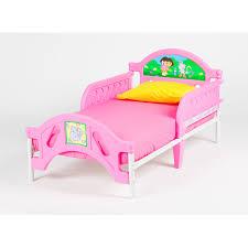 delta dora toddler bed