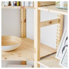 IKEA IVAR corner shelf With extra shelves you can make room for more things  on an