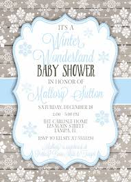 Snowflake Baby Shower Invitations Snowflake Baby Shower Invitations Invitation Card Design