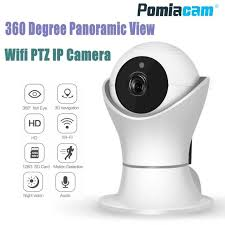 wifi ip camera 5mp 360 degree panoramic 3mp wifi ptz cam wireless video surveillance 960p cctv kam