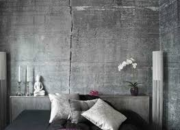 Small Picture Decorating Concrete Walls 25 Captivating Living Room Designs With