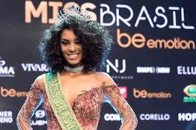 Miss Brasil Ra ssa Oliveira Belezices Para transbordar confian a