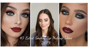 developing a smoky eye look has bee quite por with women since it s quite easy to do and looks fantastic and attractive when applied correcly