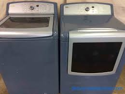 kenmore elite oasis washer. Perfect Washer Kenmore Elite Oasis WasherDryer Set Blue Energy Star With Washer O