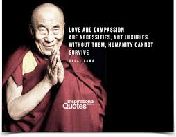 Dalai Lama Quotes On Love Mesmerizing Dalai Lama Quotes InspirationalQuotesGallery