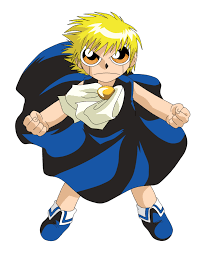 Zatch Bell.png Transparent Images ...