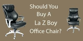 la z boy executive chair lazy office chairs bonded leather bradley reviews b