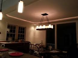 rope lighting in tray ceiling. tray ceiling with rope lighting in g