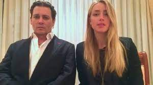 Johnny Depp and Amber Heard release bizarre apology video - YouTube