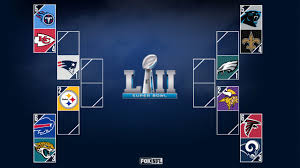 Nfl Playoff Bracket 2018 Chart Jason Mcintyre S Nfl Playoff Bracket Predictions