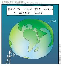 harold s planet how to make the world a better place how to make the world a better place