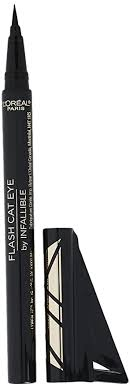 L'Oreal Paris Makeup Infallible Flash Cat Eye ... - Amazon.com