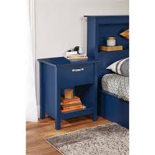 bedroom night stands. Blue Hemnes Nightstand Small Black Night Table Tall Grey Bedroom Stands