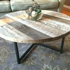 barnwood coffee table coffee tables coffee table round coffee tables