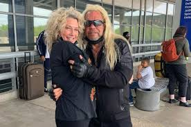 Dog the Bounty Hunter files for marriage license amid family drama